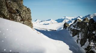 Skitourengehen mit Hagan Skiern