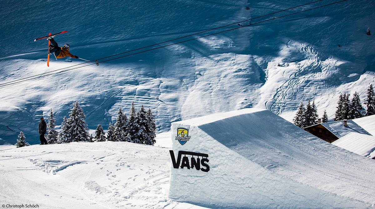 Mayrhofen Freeski Event
