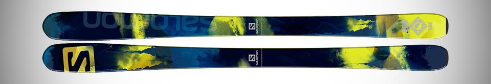 Salomon Ski Q 85