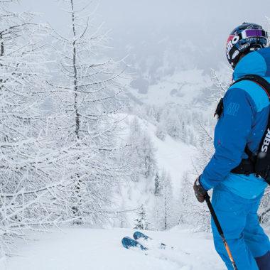 Atomic Skijacke und Skihose
