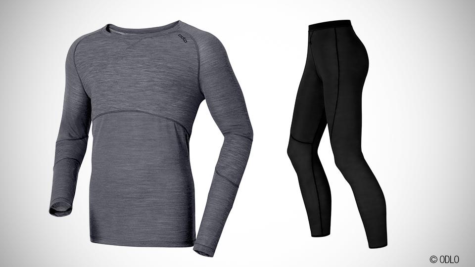 Die neue Odlo Sportunterwäsche Revolution