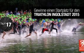 Triathlon Ingolstadt Startplatz gewinnen