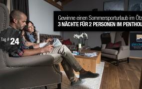 Gletscherblick Apartment Urlaub