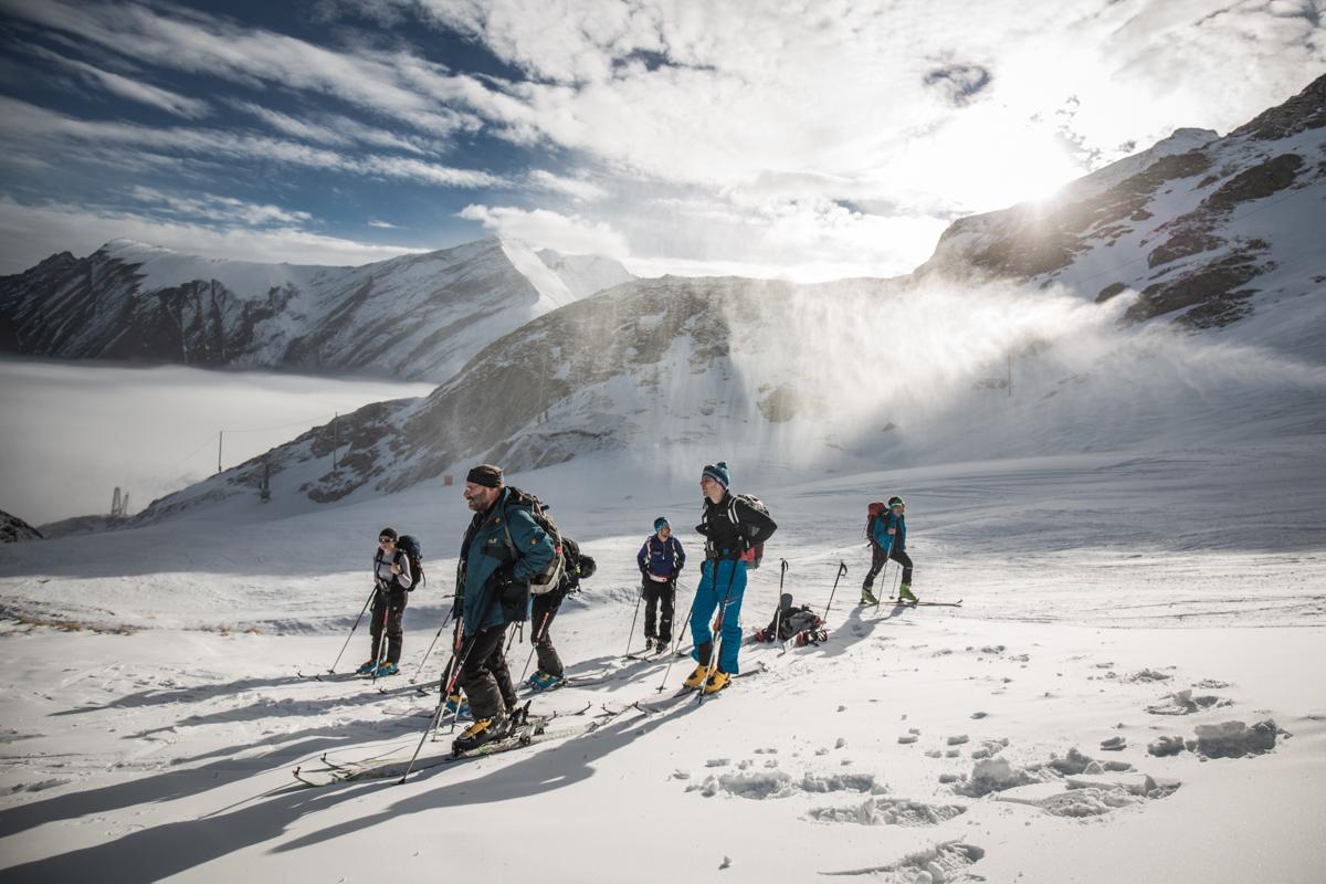 Skitourencamp Sportalpen