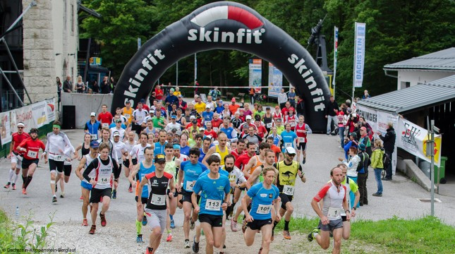 Start Berglauf Dachstein Krippenstein