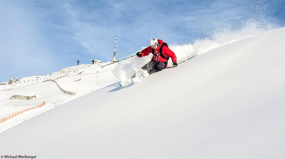 Weltbestes Skigebiet Kitzbuehel