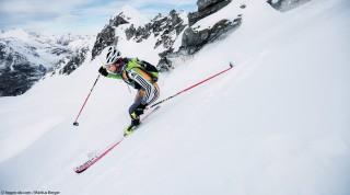 Michaela-Essl-Ski-Abfahrt