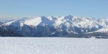 Panorama Eisacktal Berge