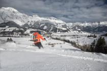 Skitourengehen in Saalfelden Leogang
