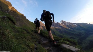 Ultra Trail am Grossglockner