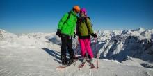 Gletschertour durch Tirol