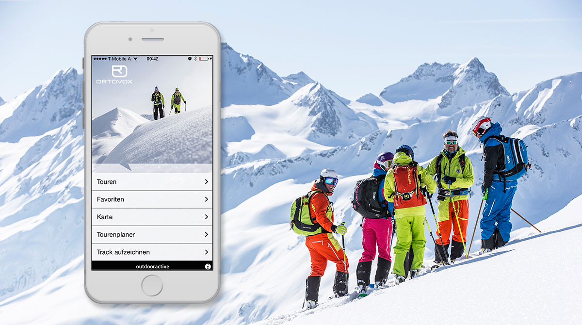 Ortovox App