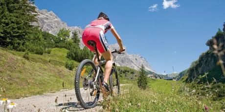 Mountainbike und Trailrunning Challenge
