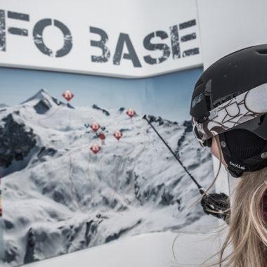 Skigebiet Info für Freerider Kitzsteinhorn