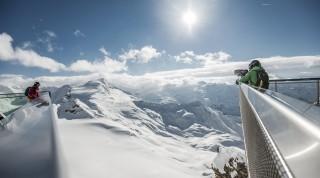 Ausblick vom Top of Salzurg