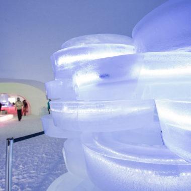Ice Camp - Kapruner Gletscher