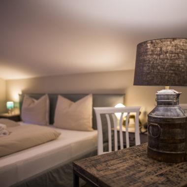 Doppelzimmer THOMSN Hotel Hinterglemm