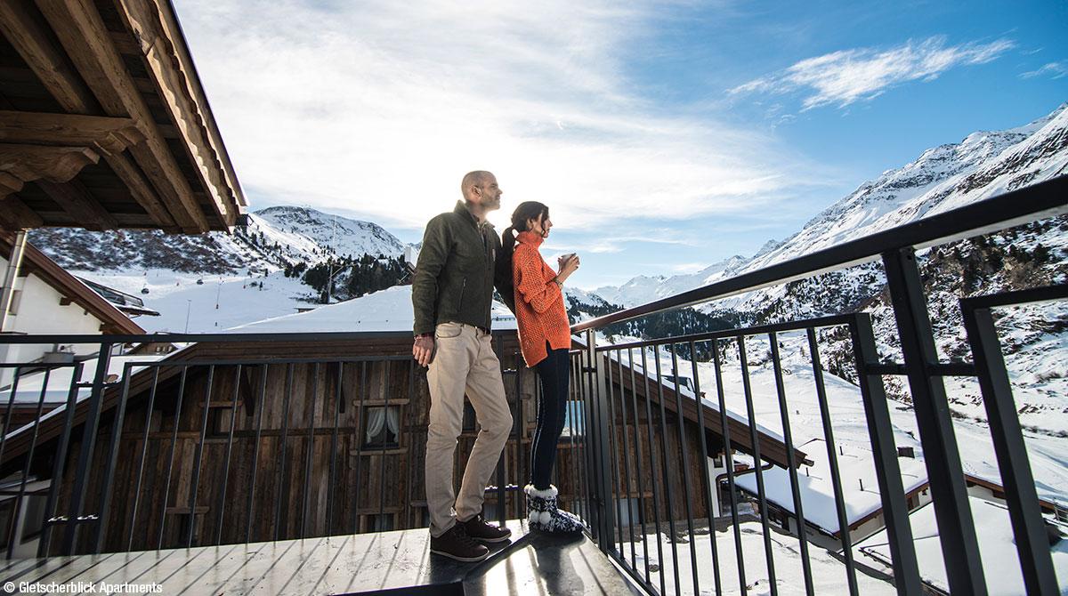 Ski Chalets in Skigebiete Tirol