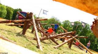 Vikings Hero Challenge Hindernis