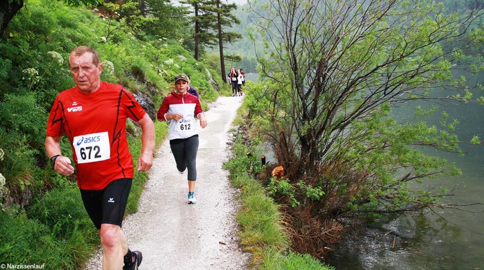 Altauseer See Lauf