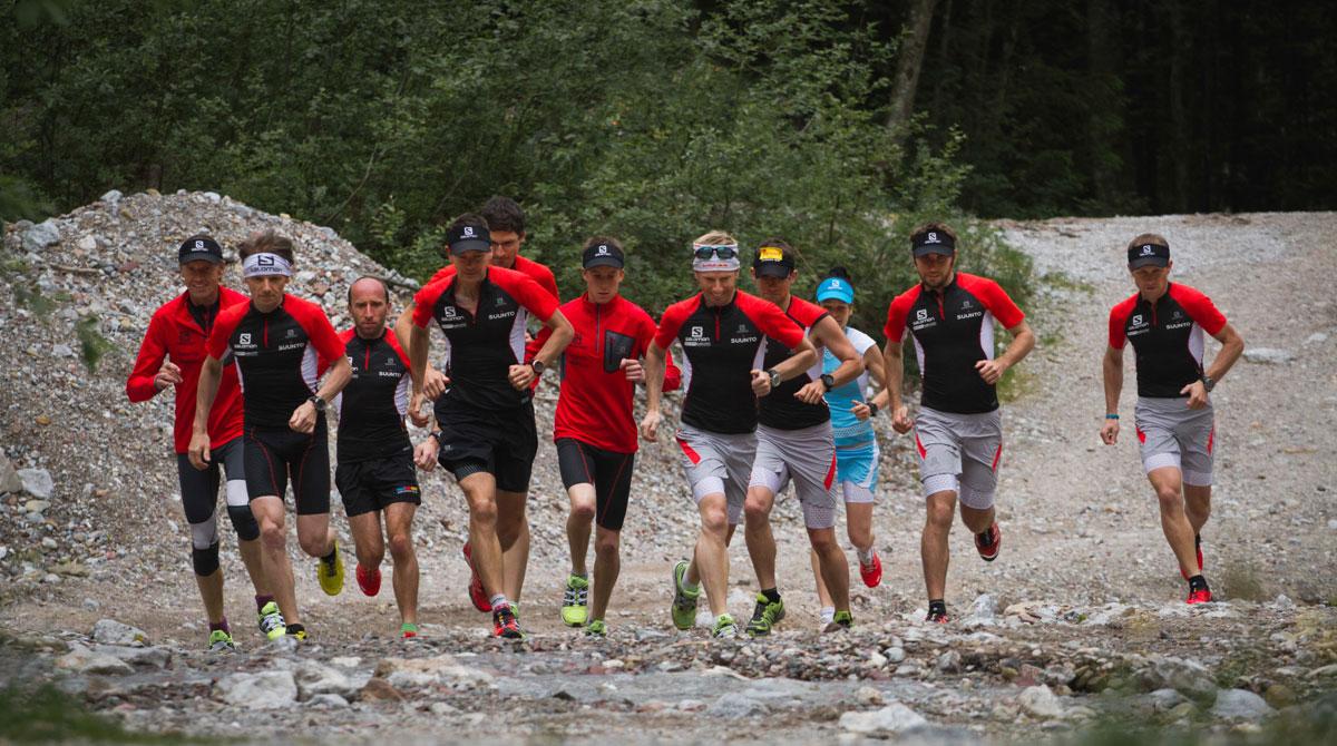 revendeur 68677 d3c2d Salomon Running Team Athlet Andreas Tocker ➢ STECKBRIEF