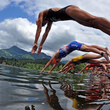 Triathlon Kitzbuehel 2015