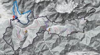 Strecke Hochkoenigman