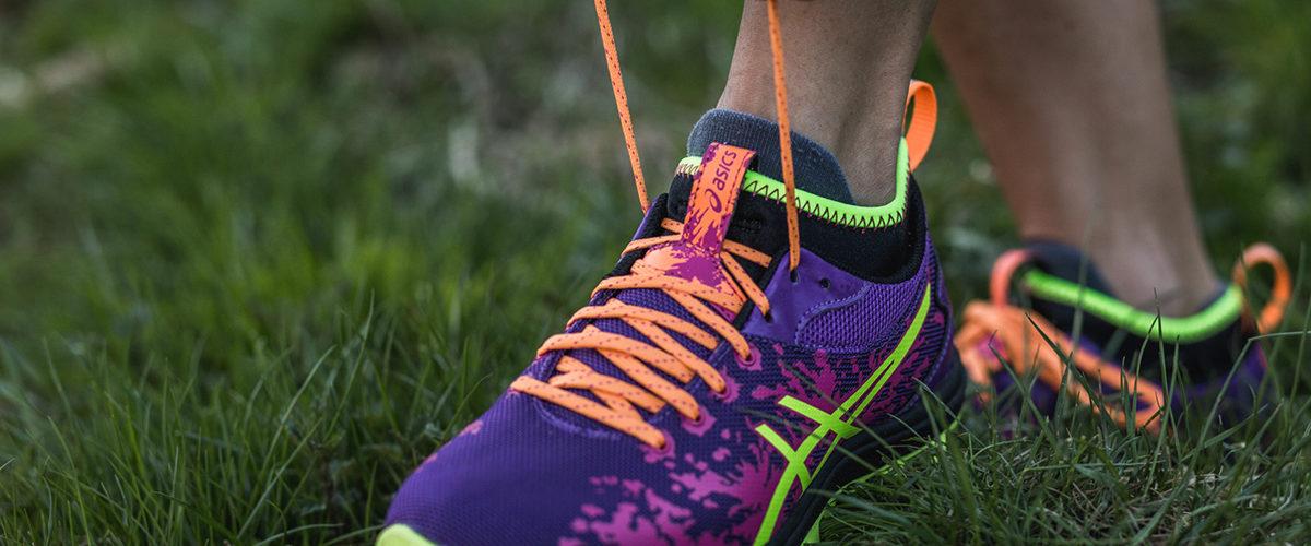 Asics Trailrunning Schuh