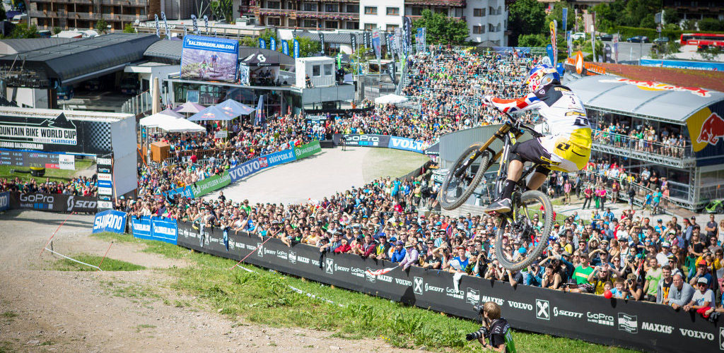 Downhill MTB Leogang