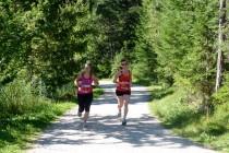 Laeuferinnen Ganghofer Trail