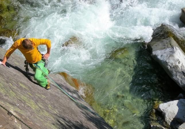 Alpenverein Kletterkurs Level 2
