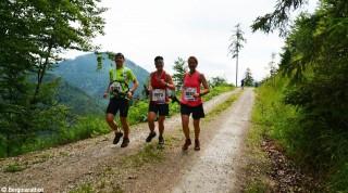Bergmarathon Gmunden 2015