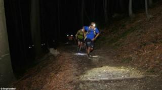 Bergmarathon-Traunsee-Lauf
