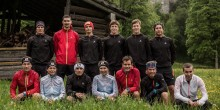 Gruppenfoto-Salomon-Running-Team