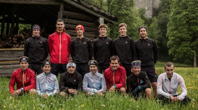 Gruppenfoto-Salomon-Running-Team