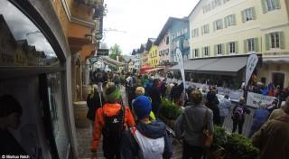 Stadtzentrum Kitzbuehel