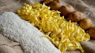 Kohlenhydrate-Reis-Nudeln-Kartoffeln