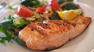 Lachs-Steak