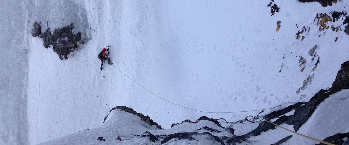Philipp Brugger Eiger Nordwand