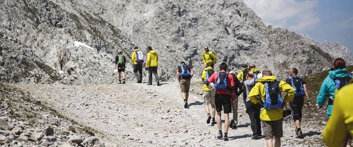 Salomon X Alp Kollektion für Bergsteiger & Expeditionen