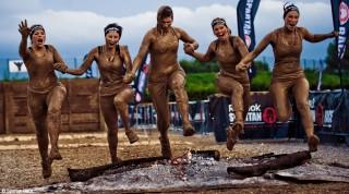 Spartan Race in Kitzbuehel Tirol
