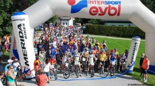 Start MTB Rennen Zwoelferhorn