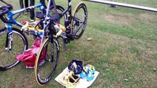 Apfelland Triathlon Wechselzone