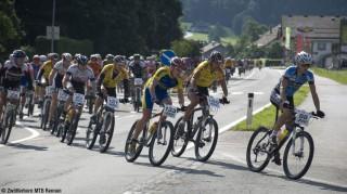 Mountainbike Wettkampf St Gilgen