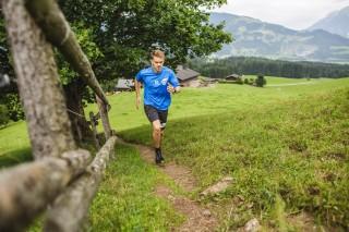 Trailrunning Wege Saalfelden Leogang