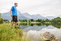 Trailrunning in Saalfelden Ritzensee