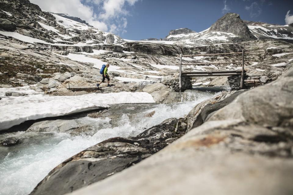 Klettersteigschuh von Garmont