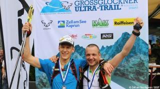 Grossglockner-Ultra-Trail-Gewinner