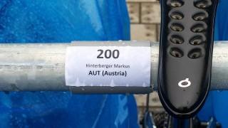 Wechselzone Ironman Austria