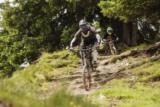 Enduro Mountainbiken